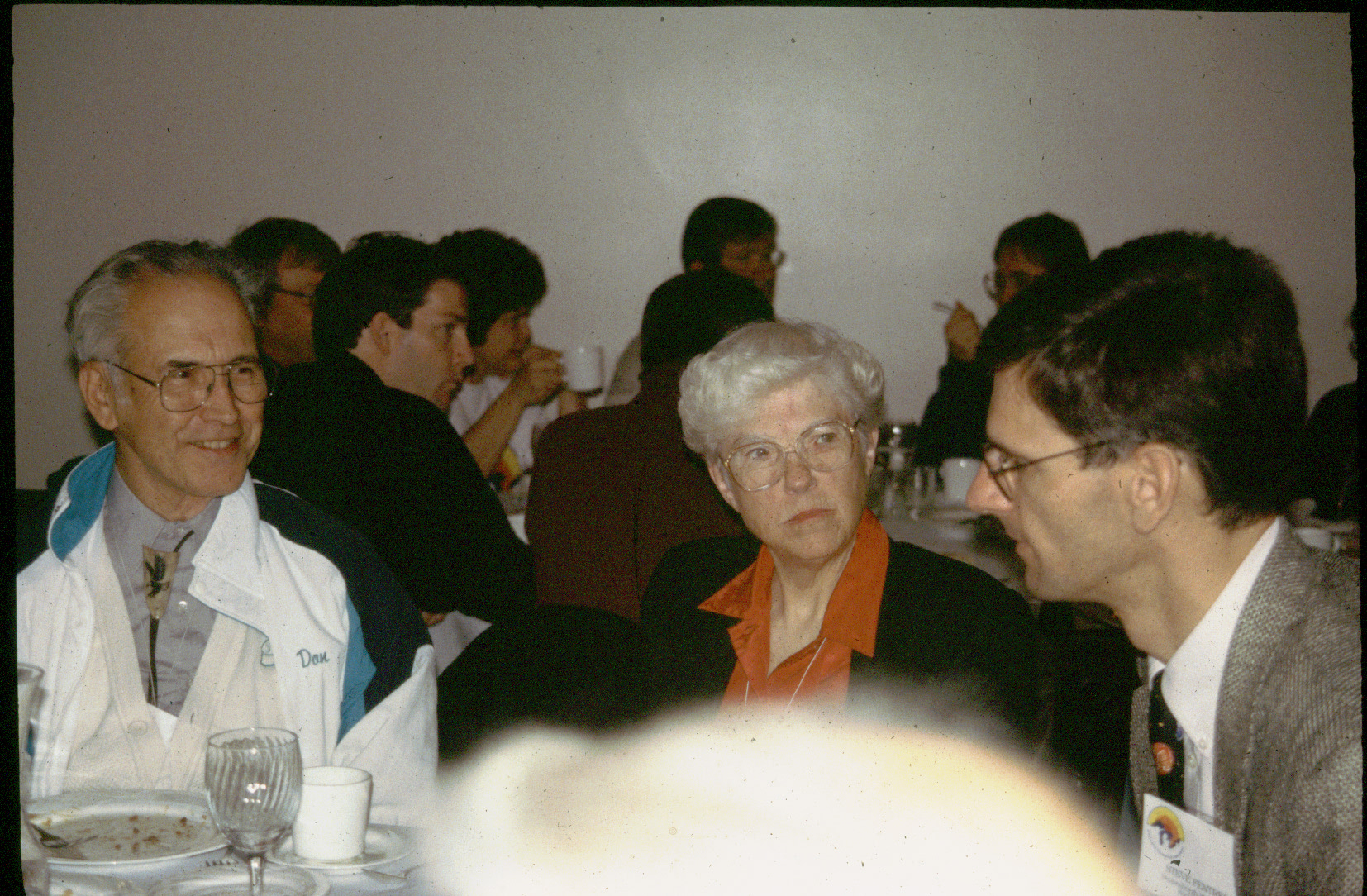 Don Tuttle, Carol Tuttle, Steve Fentress 1996