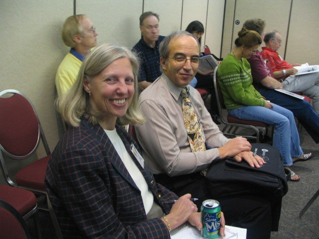 Cheri Adams, Joe Derocher 2005
