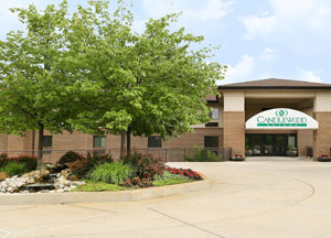 Candlewood Suites (exterior)